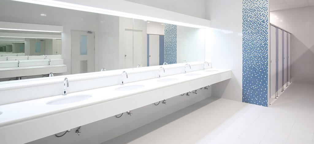 Commercial Washroom Cleaning